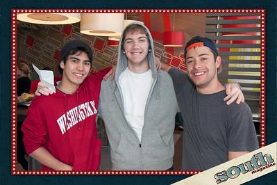 Amin Shaikh, Russ Moore, Henry Koehler (SCAD Students)