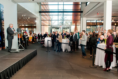 VIP Reception For Wrestling The Angel @ The Bechtler Museum 3-23-18 by Jon Strayhorn