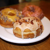 Dynamo donuts, bacon maple, yummmmm
