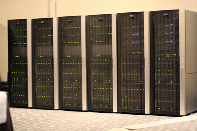 This $1 million dollar Tier II data center ran the self paced labs.
