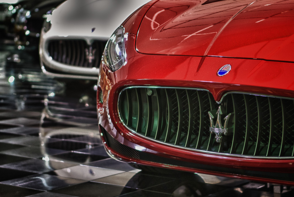 Ferrari Museum Las Vegas