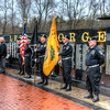 March 26th, 2017 the Vietnam Veterans of America - Buckeye State Council bench was dedicated at Ohio Veterans Memorial Park,  VVA Chapter 717 Color Guard presented the colors at this event.