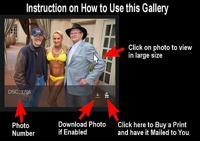 Instruction on how to use Gallery