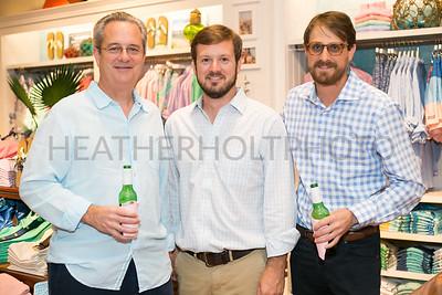 Dan Fountain, Joe Morin, Matt Reese