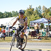 Virginia Ultra Iron Triathlon: Cyclists