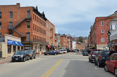 Downtown Galena.