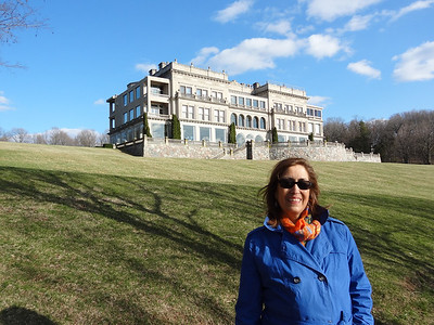 Wrigley mansion in Lake Geneva.