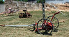 Horse Drawn Mower for Wheat