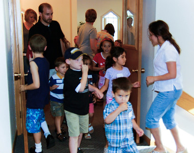 Vacation Bible School 2009