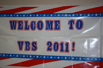Vacation Bible School - DLUMC 2011