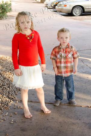 Girl & her bro  ValVista 916