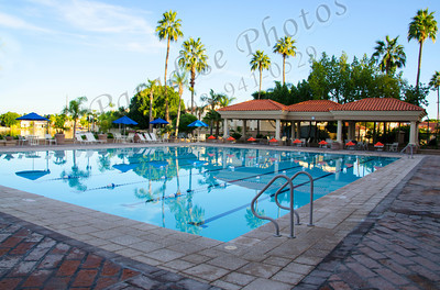 Val Vista Country club pool 942