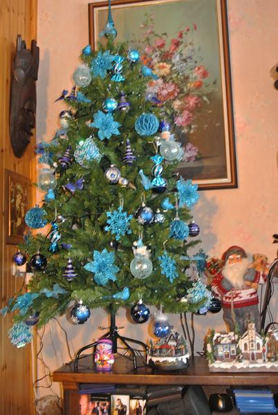 De kerstboom!