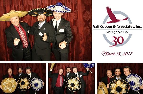 Vali Cooper 30 Year Anniversary - 3.18.17 - Photo Strips