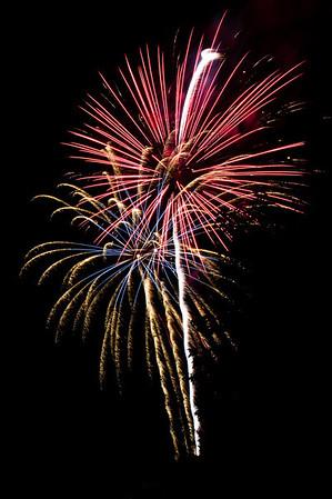 Valley Fair Fireworks
