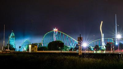 Valleyfair at Night