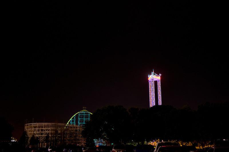 Valleyfair Power Tower