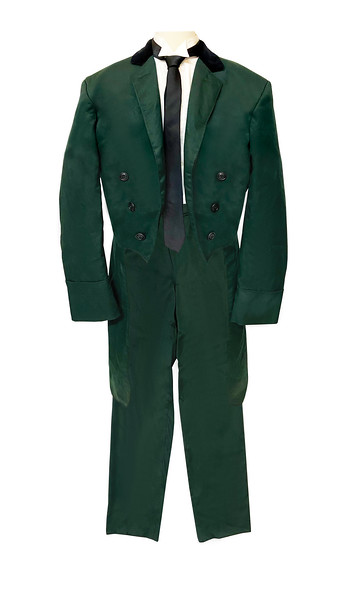 Lot 597 Haunted Mansion Male Cast Member Costume