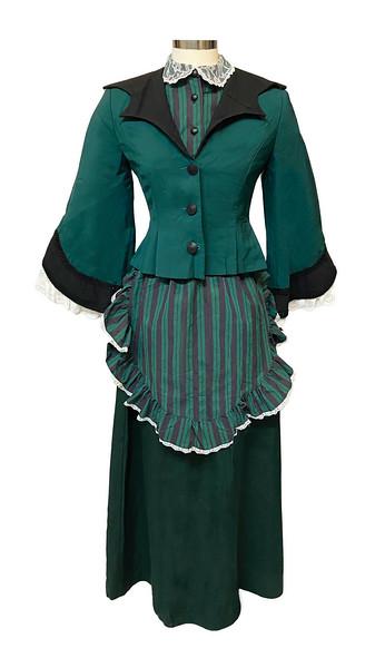 Lot 598 Haunted Mansion Female Cast Member Costume