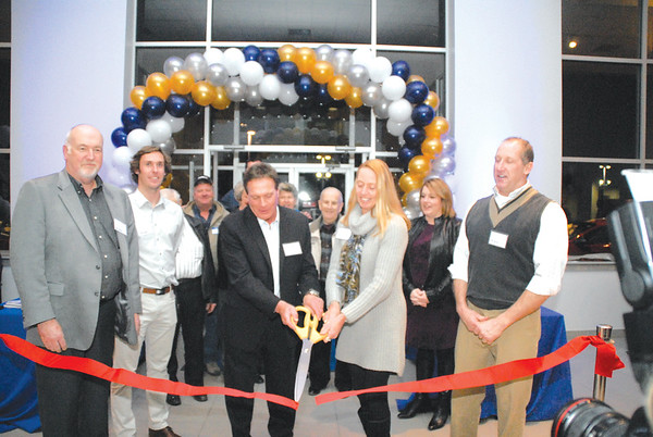 Van Horn Automotive Group grand opening