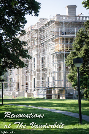 Vanderbilt Mansion Renovation
