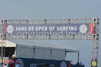Van's US Open of Surfing Day 8  7-30-16