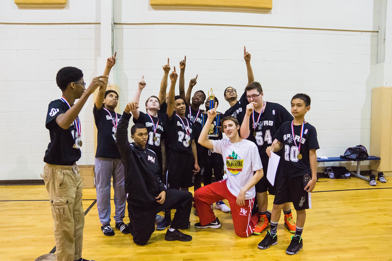 Basketball 2987 Mar 7 2017