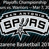 Spurs Mar 7 2017