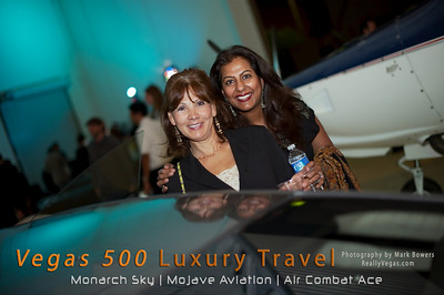 Vegas 500 boutique luxury air travel Las Vegas shared ownership program photo.