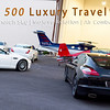 Vegas 500 Boutique Luxury Jet Travel Launch Party : The Vegas 500 Launch Event at Henderson Executive Airport on October 23rd, 2010 sponsored by Monarch Sky and Mojave Aviation and produced by DSM Luxury. Photographs by Mark Bowers.
