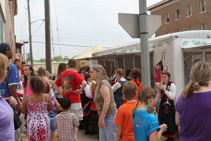 Food is popular everywhere in Stoughton today including traditional Norwegian food and Wisconsin traditions.