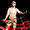 P5075238<br /> Adam Saake - night look with a Worksman Cycles utility bike from Practical Cycle