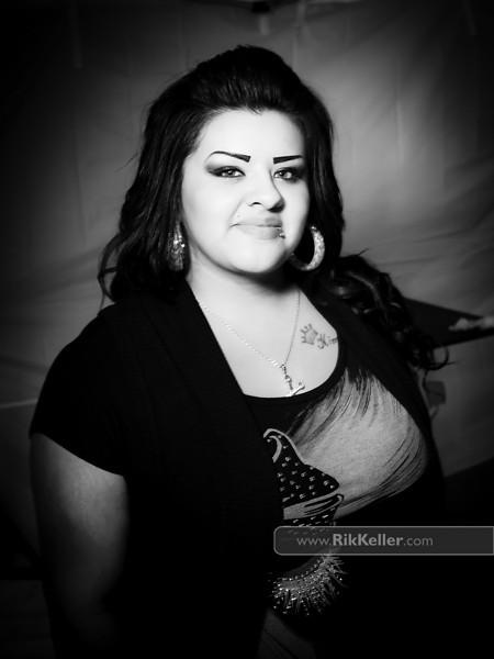 P5075346<br /> Marbeli Vasquez of the Marinello Schools of Beauty