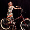Velo & Vintage bicycle fashion show. Sacramento CA