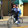 Debbie Blank | The Herald-Tribune<br /> After several days of rain, it was smooth sailing down Main Street in Batesville in the sun Saturday morning.