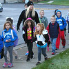 Diane Raver | The Herald-Tribune<br /> Students enjoyed their walk to school.