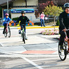 Debbie Blank | The Herald-Tribune<br /> A family of four participates in the last event of Vélo in the Ville: Get Psyched About Bikes, a four-day wellness celebration Oct. 8-11. The initiative was sponsored by the city of Batesville, Batesville Main Street, St. Andrews Health Campus and Margaret Mary Health.