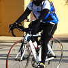 Debbie Blank | The Herald-Tribune<br /> With the temperature hoving around 50 degrees at the rides' 9 a.m. start, a scarf was a good idea.
