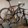 Parlee, 2 verschillende fietsen met exact hetzelfde kader (modern en old style)