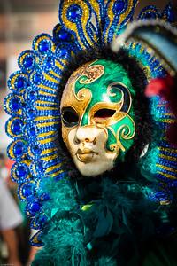 Grüner Azteke / Green Aztec