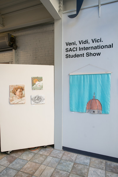 Veni, Vidi, Vici. SACI International Student Show