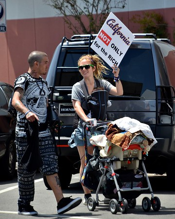 Venice Police shooting vigil