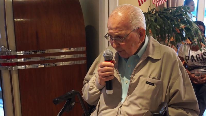 Videos-96yo WWII Veteran Testimonial