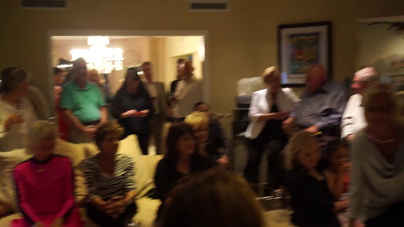 Videos-Vera Sings My Yiddishe Mamma with Sean McDermott & Richard Berman on Piano