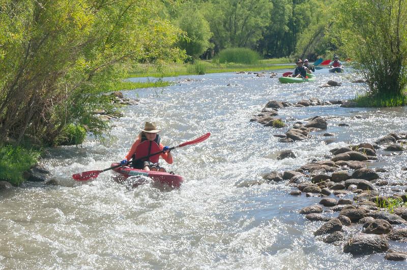Verde River Institute Float Trip, Tapco to Tuzi, 6/12/15