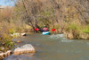 Verde River Float, Lower Tapco to Tuzigoot, 11/7/14 - SRP