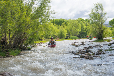Verde River Institute Kayak Trip, 5/16/15