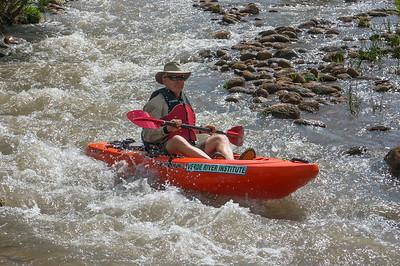 Verde River Institute Kayak Trip, 5/22/15