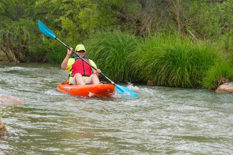 Verde River Float Trip, Tapco to Tuzi, 4/25/15