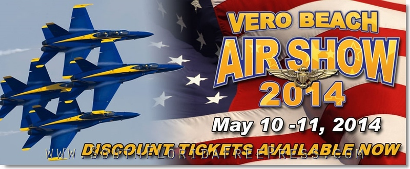 Vero Beach Air Show - 2014
